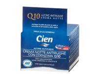 Cien Crema Notte Antirughe con Coenzima Q10 #Ciao
