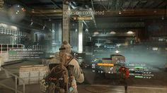 Some Agents Already Finished The First Incursion in Tom Clancy's: The Division