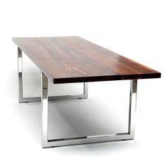 GAX Dining Table 84x36 Walnut