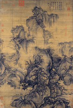 《早春圖》是中國北宋畫家郭熙之作品,絹本,水墨,長158.3公分,寬108.1公分。畫於神宗熙寧五年(西元1072年),署款「早春,壬子郭熙筆」,鈐有「郭熙筆」印。《早春圖》歷來被視為在氣勢上能與范寬《谿山行旅圖》及李唐《萬壑松風圖》相提並論之巨碑式山水畫。目前收藏於臺灣國立故宮博物院。