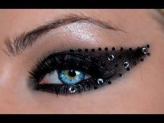 Cheryl Cole Inspired Eye Make-up 'Parachute Music Video'