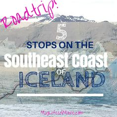 Southeast Coast of Iceland - Length: Full Day - Cost: About $80 for gas - Sites: Skaftafell, Svartifoss, Jokulsarlon, Black Sand Beach, Fjallsarlon - Rating: F*cking awesome!