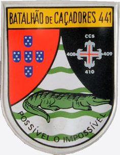 Batalhão de Caçadores 441 Angola 1963/1965