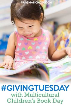 Help us Help Teachers! with FREE diverse books!  #GivingTuesday with Multicultural Children's Book Day