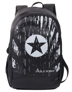 c834730ddc4 Pole Star Polestar Amaze 30 LTR Black Casual Travel Backpack with Laptop  Compartment - Bestonlineprod