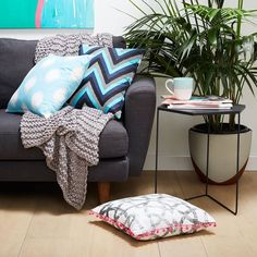They are the easiest way to update any space! Which of our printed cushions for…