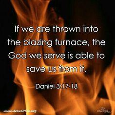 Daniel 3:17-18