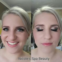 Gorgeous girl with Natural Makeup by Nicole @nicolesspabeauty2