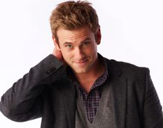 Eric Johnson from Rookie Blue was a French Walshies suggestion.