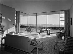 Edward Durell Stone | A. Conger Goodyear House, Old Westbury, Long Island, N.Y., 1938.