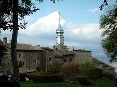 Turismo en los Alpes - Guía, Vacaciones y Fines de semana Yvoire, Simple, Notre Dame, Photos, Images, Mansions, House Styles, Saint, Building