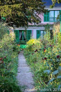 Claude Monet Giverny Garden