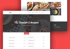 Free HTML5/CSS3 Restaurant Home Page Template, #CSS, #CSS3, #Flat, #Free, #HTML, #HTML5, #Layout, #Resource, #Restaurant, #Template, #Web #Design, #Development