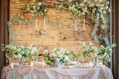 #wedding #decor #reception #romantic #rustic #delicate http://sonyakhegay.com/romantic-spring-wedding/