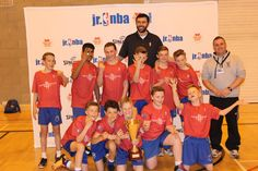 The finals of the Jr. NBA Basketball England League ended yesterday at Nechells Wellbeing Centre in Birmingham with St. Bede's Middle School emerging victorious in the co-ed league. St. Bede's, representing NBA franchise the Houston Rockets, prevailed over Bishop Vesey's Grammar School represen