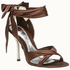 Pretty Brown Heels!