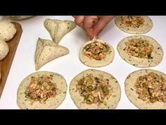 Vous allez adorer cette recette spéciale🔝‼️ Tellement bonne😋 et surtout facile à faire👌 - YouTube Cooking Recipes, Healthy Recipes, Healthy Food, Buffet, Ramadan Recipes, Easy Bread, Savory Snacks, Appetisers, Special Recipes