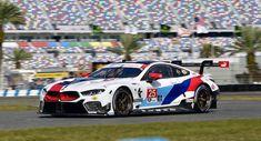 BMW M8 GTE 24h Daytona 2019 Farfus De Phillippi Eng Herta 1:18 Minichamps NEU