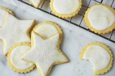 Holiday Butter Cookies Recipe