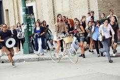 New York Fashion Week: le foto di street style dalla grande mela - Grazia.it