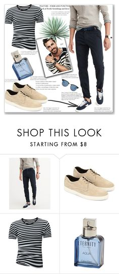 """""""Men's Fashion"""" by gheto-life ❤ liked on Polyvore featuring Abercrombie & Fitch, Tod's, Agave, Calvin Klein, Yves Saint Laurent, men's fashion and menswear"""