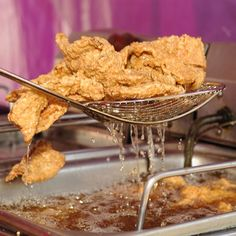 chicken fried bacon.  diet be damned, i will make some, i will eat it and i will feel sick afterwards, and it will be fabulous.