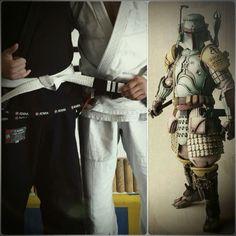 He logrado mi 2º grado en Jiu Jitsu, Granada. Con mi sensei Alí Dinar. :)