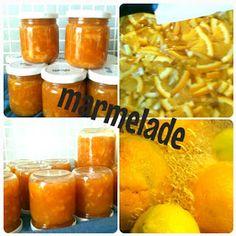 Spiskammeret: Appelsinmarmelade, som du klarer og lage selv...