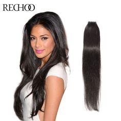 Rechoo Hot Sale Tape Hair Extensions 20Pcs Brazilian Virgin Hair Skin Weft Hair Extensions 16-24 Inch Tape in Human Hair
