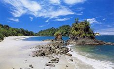 Manuel Antonio. Costa Rica -- My first international travel experience outside the San Jose airport. So beautiful!