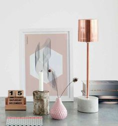 Trend Alert: Pink, Marble & Copper | Apartment Therapy