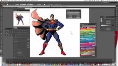 Adobe Illustrator Comprehensive Training Learn detailed and comprehensive Adobe Illustrator in 15 hours Description This course will graft you in t Paint Buckets, Adobe Illustrator Tutorials, Graphic Design Tutorials, Art Tutorials, Coloring Book Pages, Media Center, Me On A Map, How To Draw Hands, Train