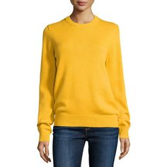 ab6067205fecb Michael Kors Cashmere-Blend Long-Sleeve Sweater