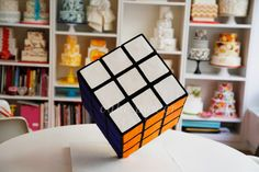 Rubic's Cube by Cake Power