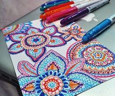 spring with doodles | via Tumblr