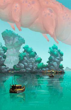 The Art Of Animation, Alex Konstad