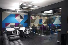 iTechmedia Office on Behance