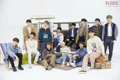 [Seventeen] I'm here! Carat land poster shooting and MD shooting scene on the way back! Woozi, Jeonghan, Lucky Number 13, Astro Sanha, Day6 Sungjin, Hip Hop, Choi Hansol, Won Woo, Seventeen Debut