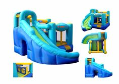 For the kids.... Bounce House _Ultimate Combo Center