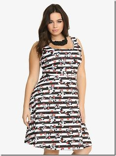 Minnie Mouse Collection Available For Pre-Order at Torrid