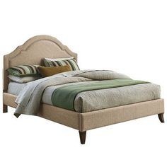 Standard Furniture Simplicity Cathedral Upholstered Platform Bed In Linen - Queen Standard Furniture http://www.amazon.com/dp/B00KPBQSZ0/ref=cm_sw_r_pi_dp_3W.qub1GJM8WY