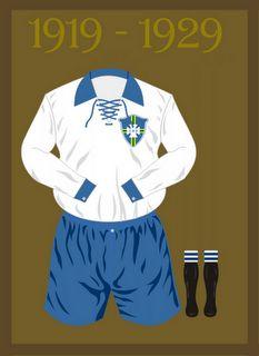 Uniforme da Seleção Brasileira de futebol de 1919 - 1929 #copadomundo #Brazil2014 #copade2014 #