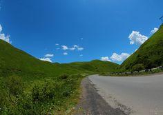 Way to Dilijan, Armenia, EXPLORED