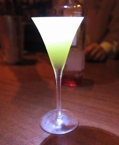 around the world cocktail