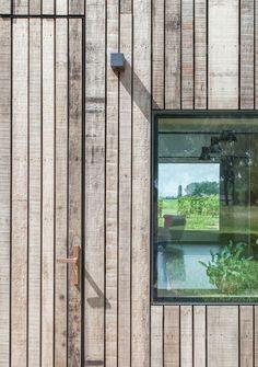 Zecc Architecten - Woonboerderij Utrecht