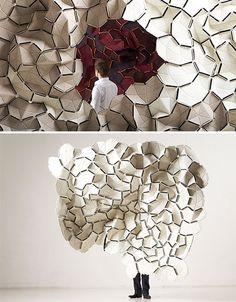Cool DIY Tile Design: Make-it-Yourself Modular Decor Kits