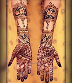 Latest & Best Eid Mehndi Designs (4)