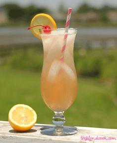 Cherry Lemonade Slammers