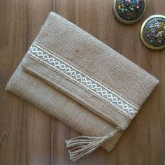 Burlap Bags, Jute Bags, Handmade Tags, Leather Bags Handmade, Couture Cuir, Bridesmaid Bags, Fabric Gift Bags, Embroidery Bags, Boho Bags