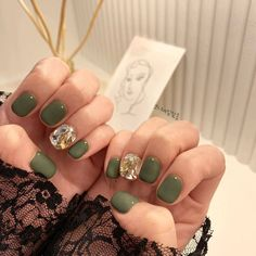 Pin on Nails galore Pin on Nails galore Luv Nails, Swag Nails, Matte Nails, Pretty Nails, Simple Gel Nails, Self Nail, Dream Nails, Manicure And Pedicure, Nail Artist